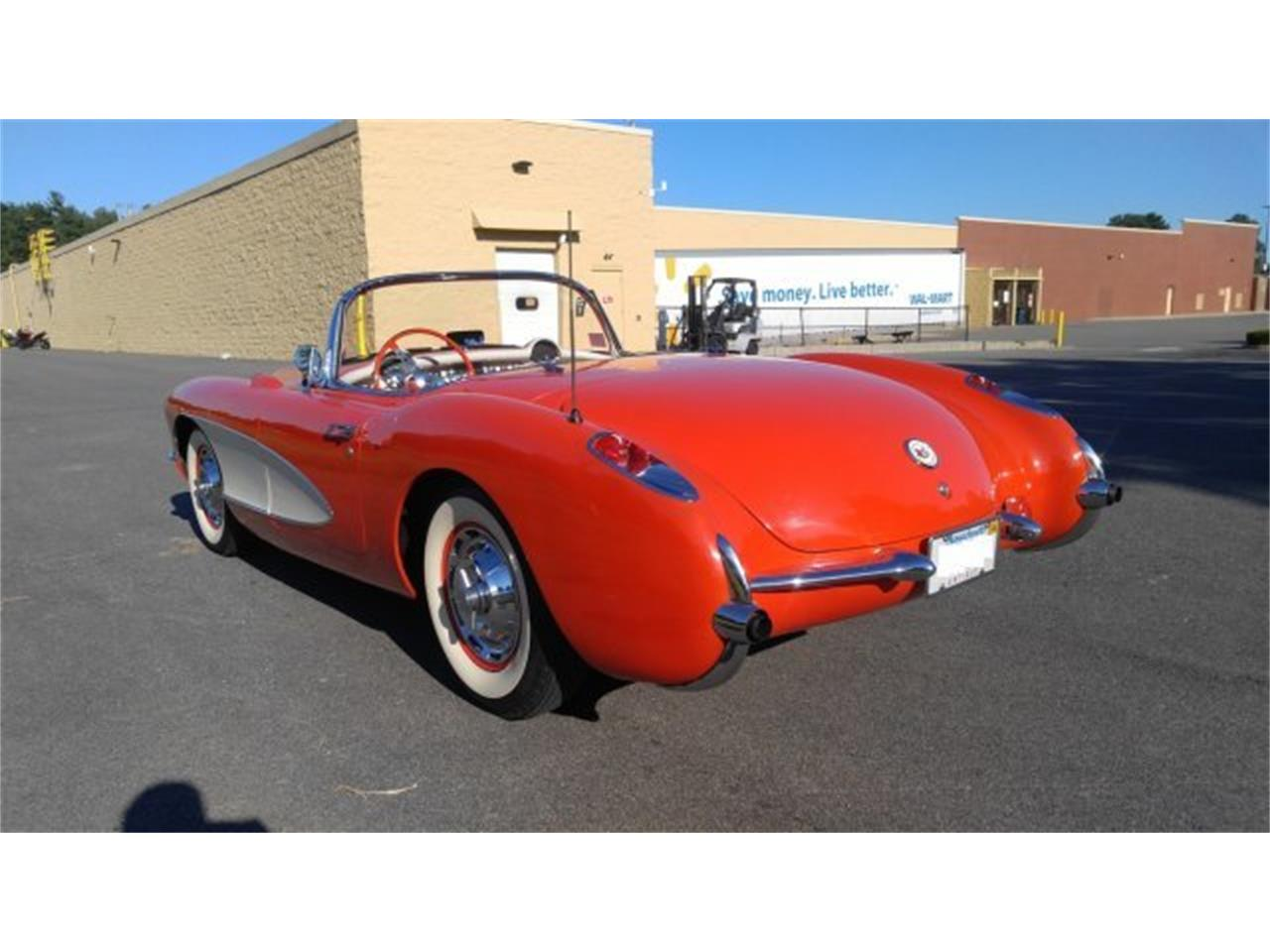 Large Picture of '56 Corvette located in Massachusetts - $59,500.00 Offered by CARuso Classic Cars - K3QK