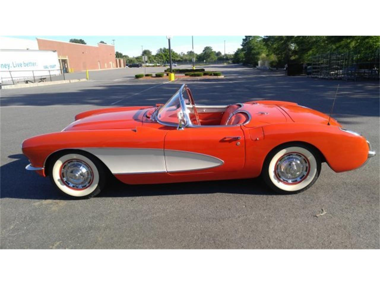 Large Picture of Classic 1956 Chevrolet Corvette located in Massachusetts - $59,500.00 - K3QK