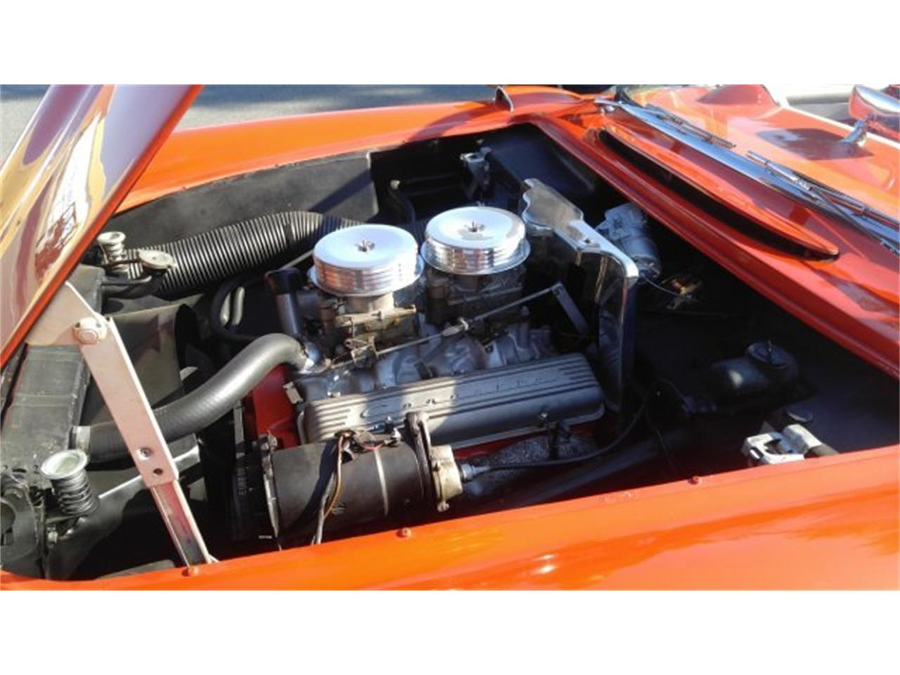 Large Picture of '56 Chevrolet Corvette Offered by CARuso Classic Cars - K3QK