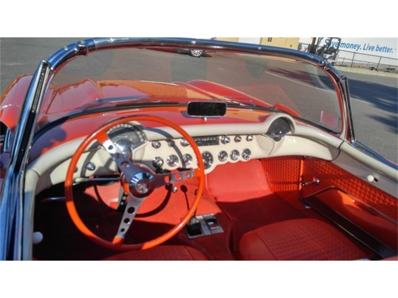 Large Picture of Classic 1956 Chevrolet Corvette located in Hanover Massachusetts - $59,500.00 - K3QK