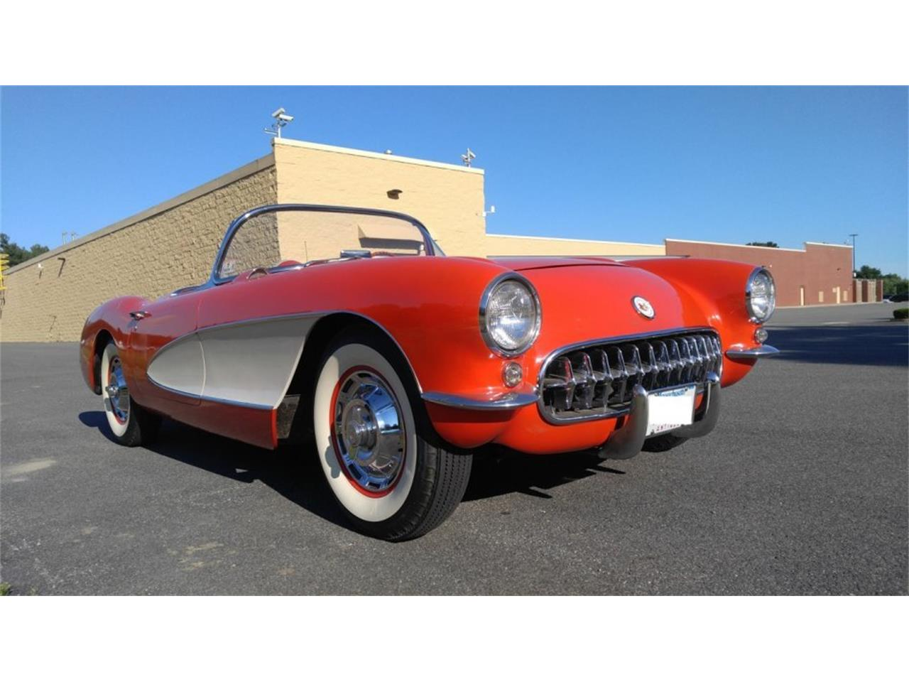 Large Picture of 1956 Chevrolet Corvette Offered by CARuso Classic Cars - K3QK