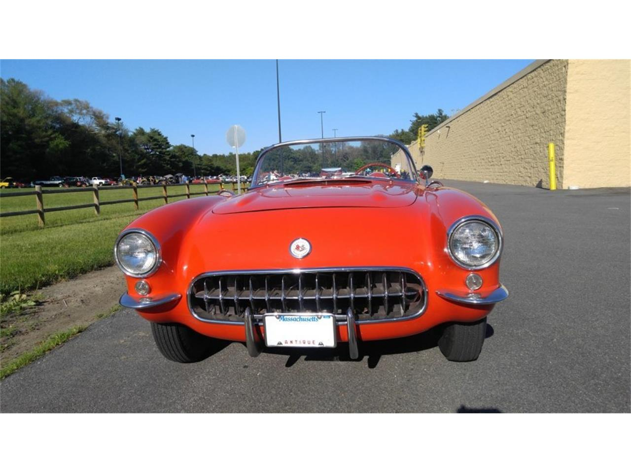 Large Picture of 1956 Chevrolet Corvette - $59,500.00 Offered by CARuso Classic Cars - K3QK