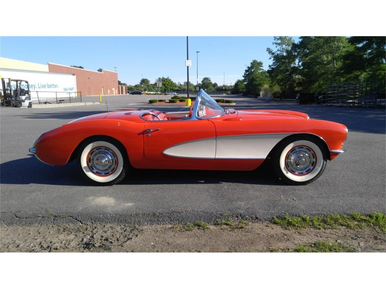 Large Picture of Classic 1956 Corvette located in Hanover Massachusetts - $59,500.00 - K3QK