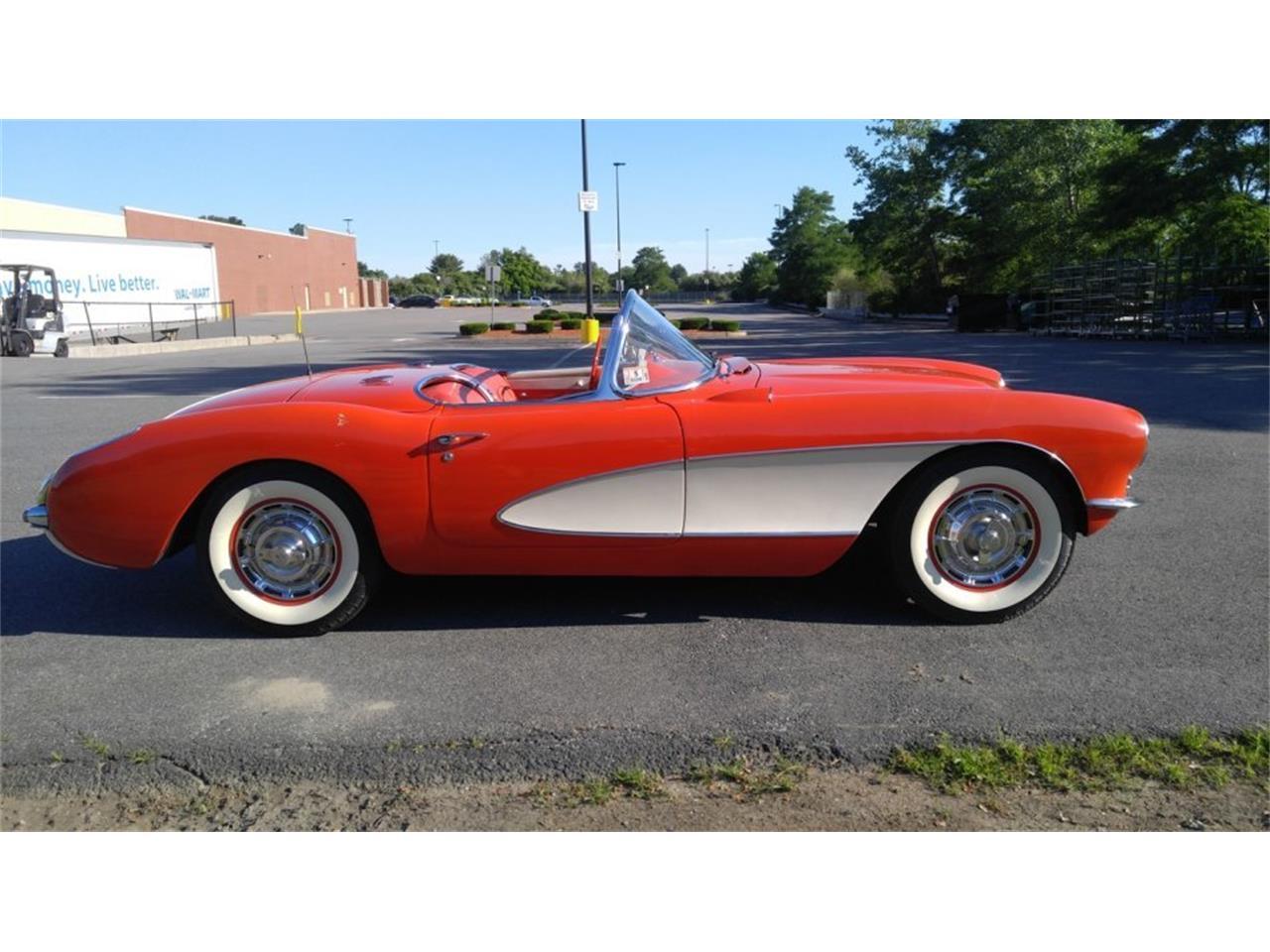 Large Picture of Classic '56 Corvette located in Massachusetts - K3QK