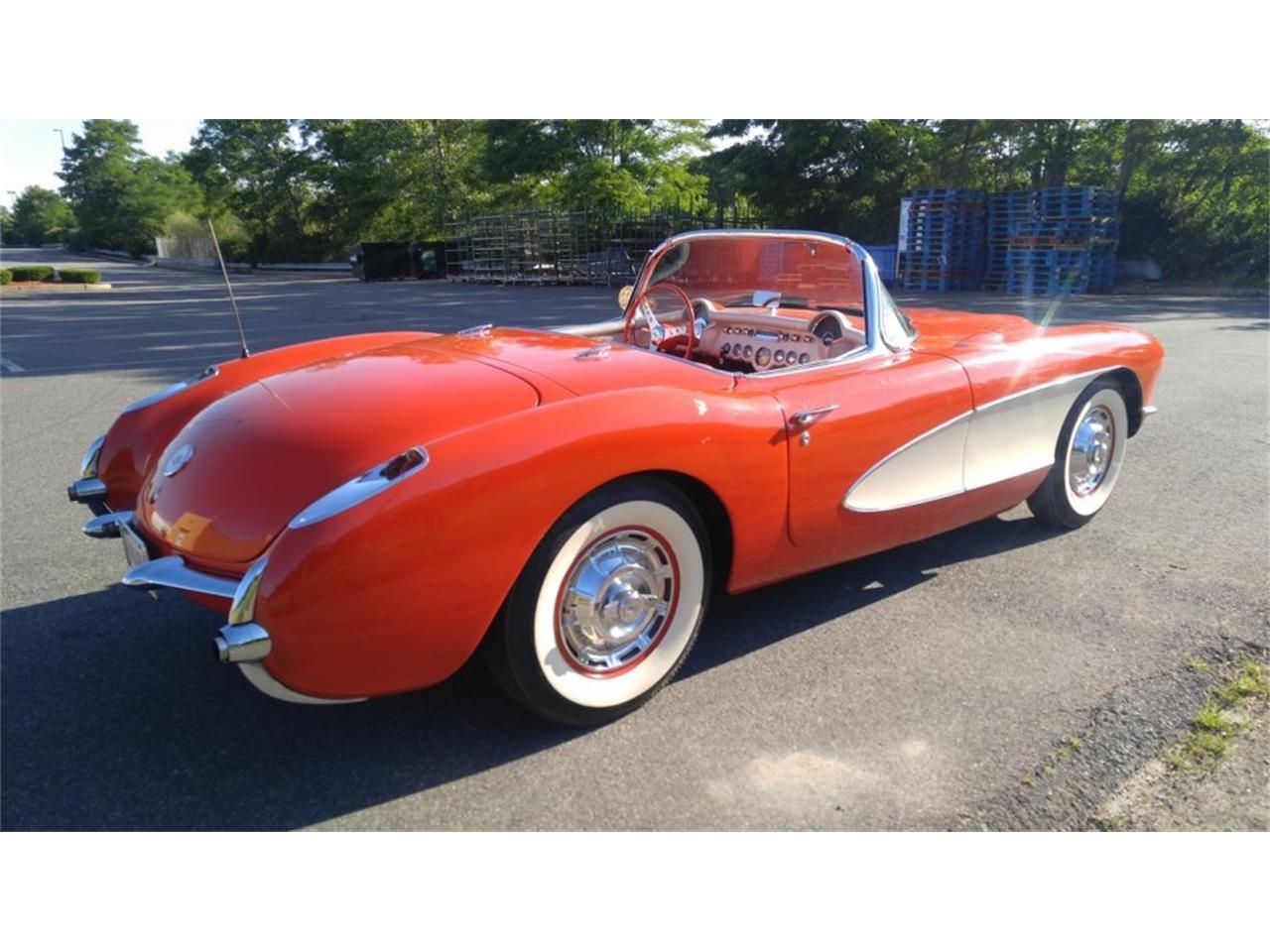 Large Picture of Classic 1956 Corvette - K3QK