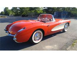 Picture of 1956 Corvette located in Hanover Massachusetts Offered by CARuso Classic Cars - K3QK