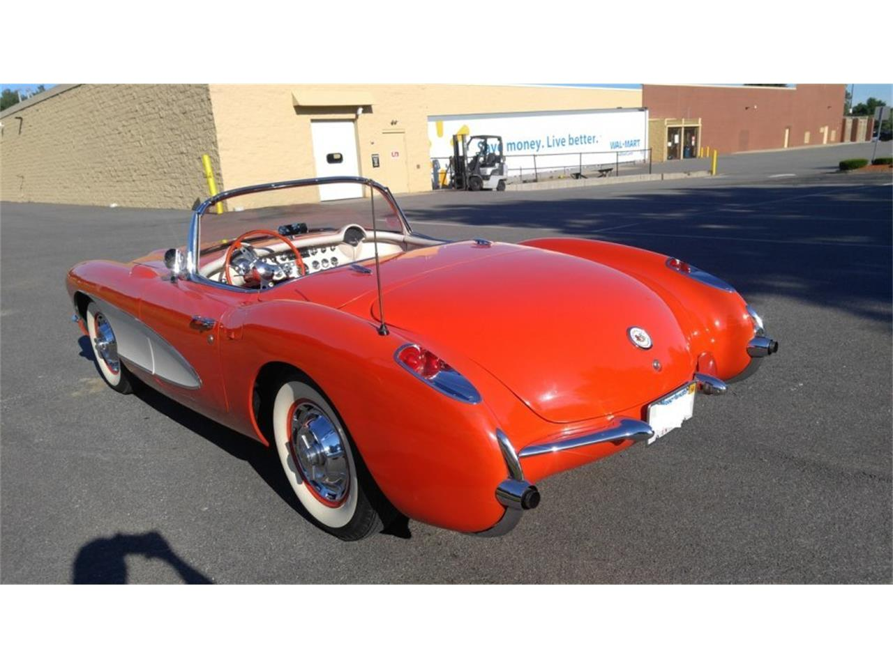 Large Picture of Classic 1956 Corvette located in Massachusetts - K3QK