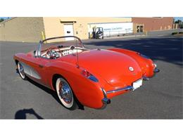 Picture of 1956 Chevrolet Corvette located in Hanover Massachusetts Offered by CARuso Classic Cars - K3QK