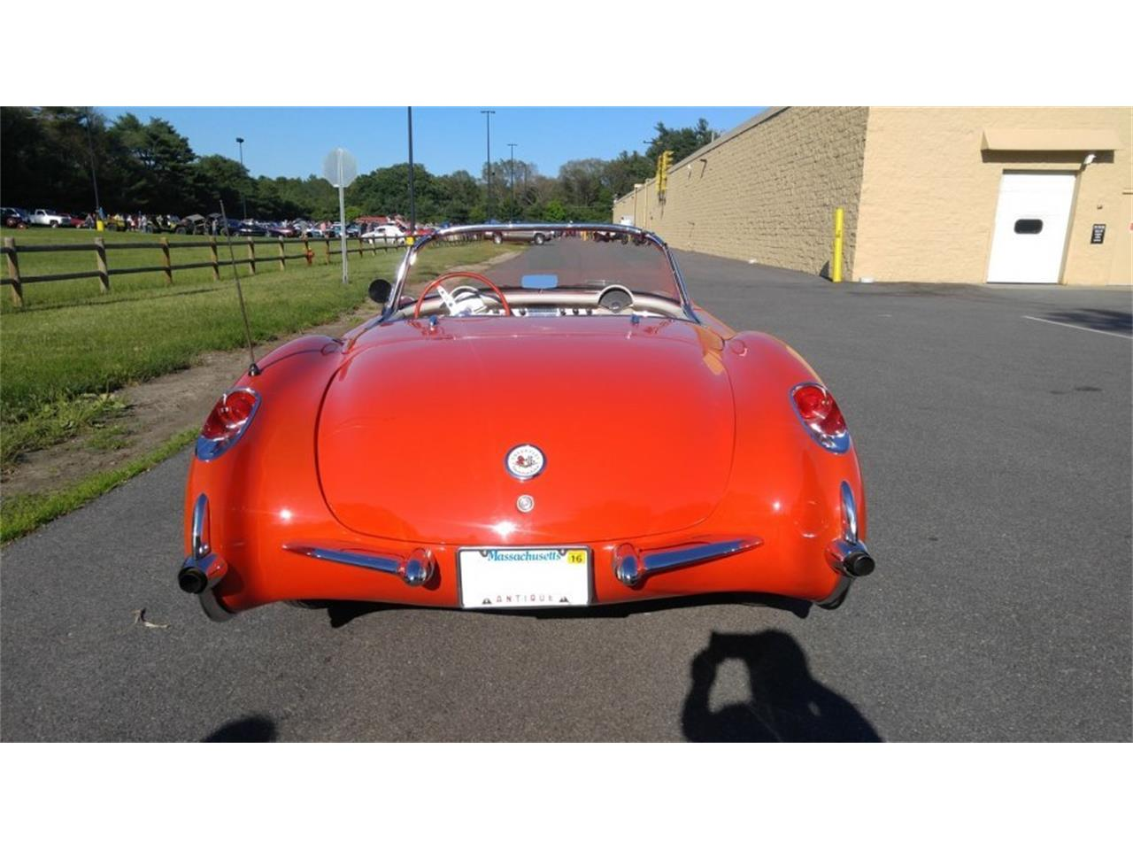 Large Picture of Classic '56 Chevrolet Corvette located in Massachusetts - $59,500.00 - K3QK
