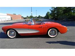 Picture of Classic 1956 Chevrolet Corvette - $59,500.00 Offered by CARuso Classic Cars - K3QK