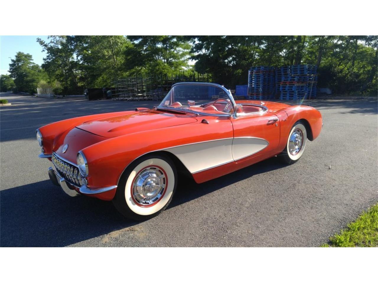 Large Picture of 1956 Corvette - K3QK
