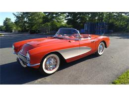 Picture of Classic '56 Chevrolet Corvette Offered by CARuso Classic Cars - K3QK