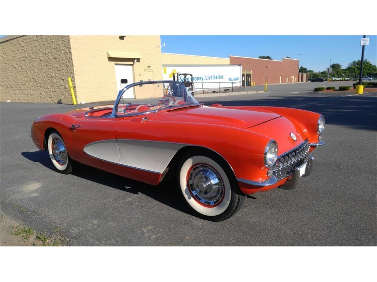 Large Picture of 1956 Corvette located in Hanover Massachusetts - K3QK