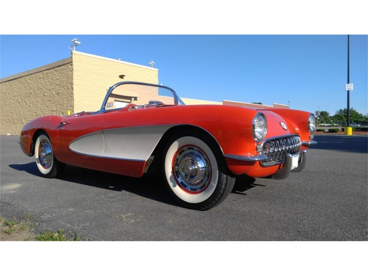 Large Picture of '56 Corvette located in Massachusetts Offered by CARuso Classic Cars - K3QK