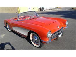 Picture of Classic '56 Corvette located in Hanover Massachusetts - K3QK
