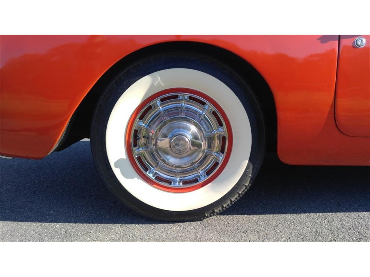 Large Picture of Classic '56 Chevrolet Corvette located in Hanover Massachusetts - $59,500.00 Offered by CARuso Classic Cars - K3QK
