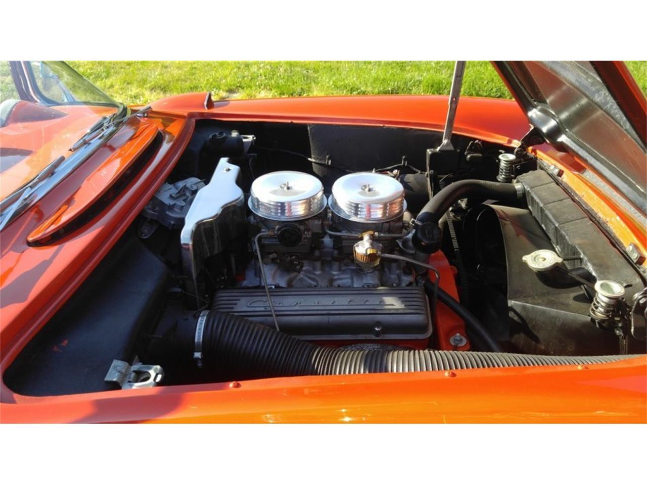 Large Picture of '56 Corvette located in Massachusetts - $59,500.00 - K3QK