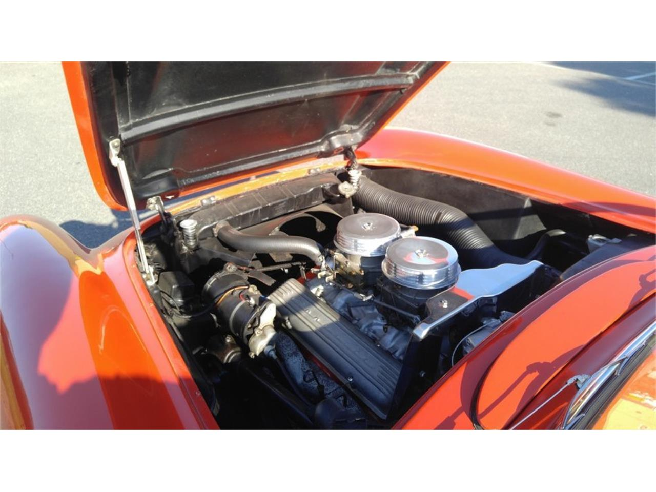 Large Picture of '56 Corvette located in Massachusetts - K3QK