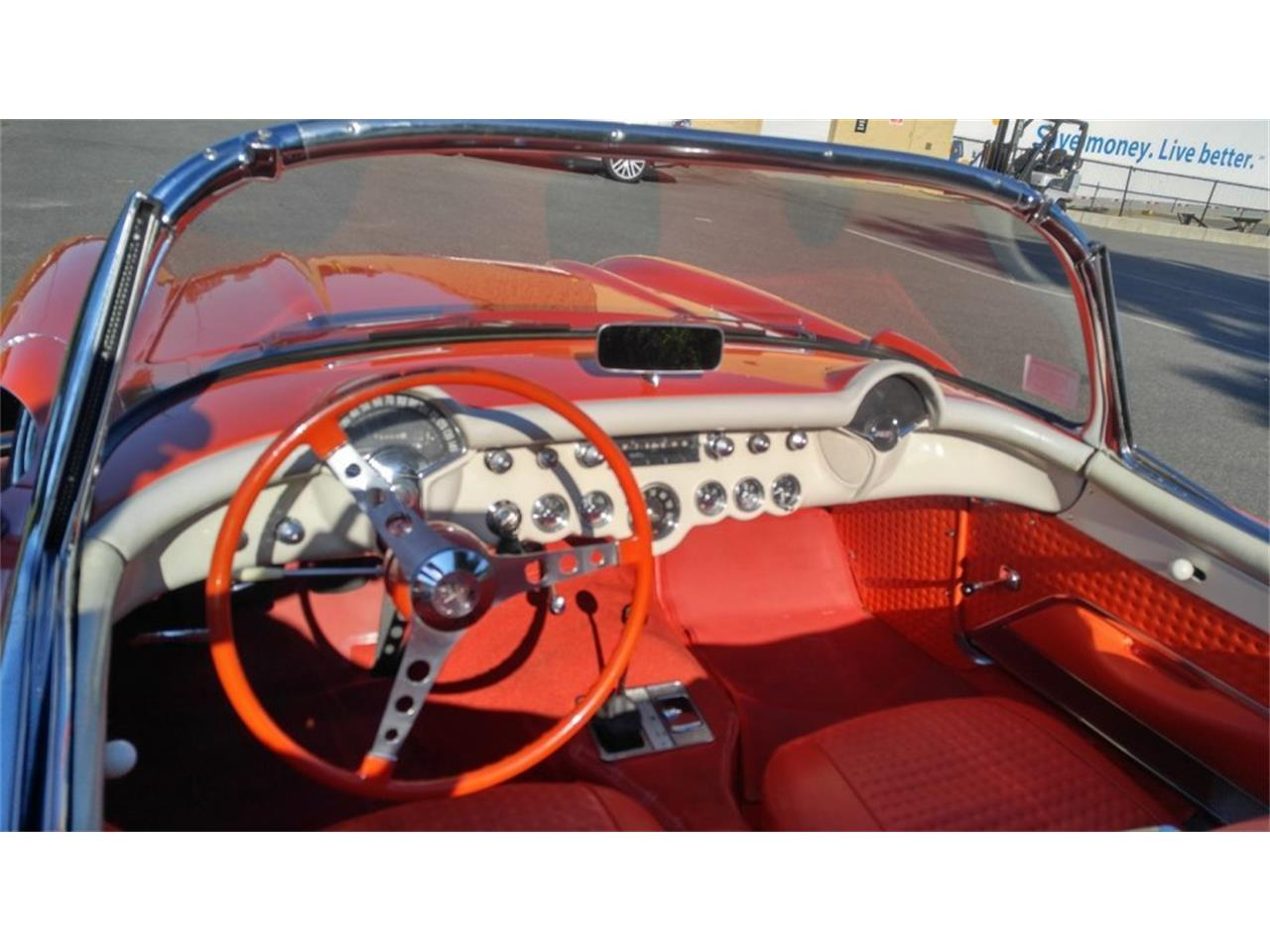Large Picture of 1956 Corvette located in Massachusetts - $59,500.00 Offered by CARuso Classic Cars - K3QK