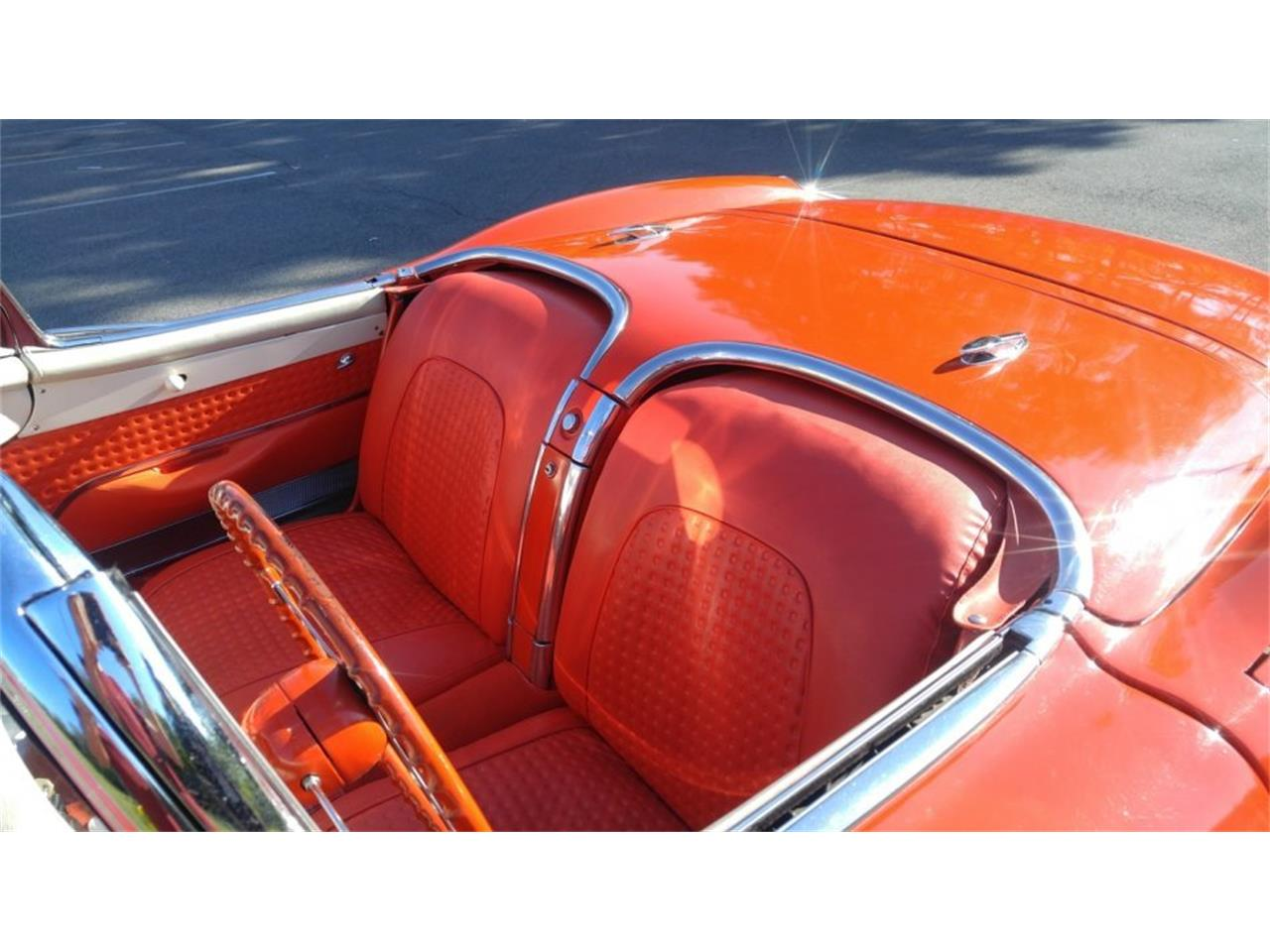 Large Picture of Classic '56 Corvette located in Hanover Massachusetts Offered by CARuso Classic Cars - K3QK