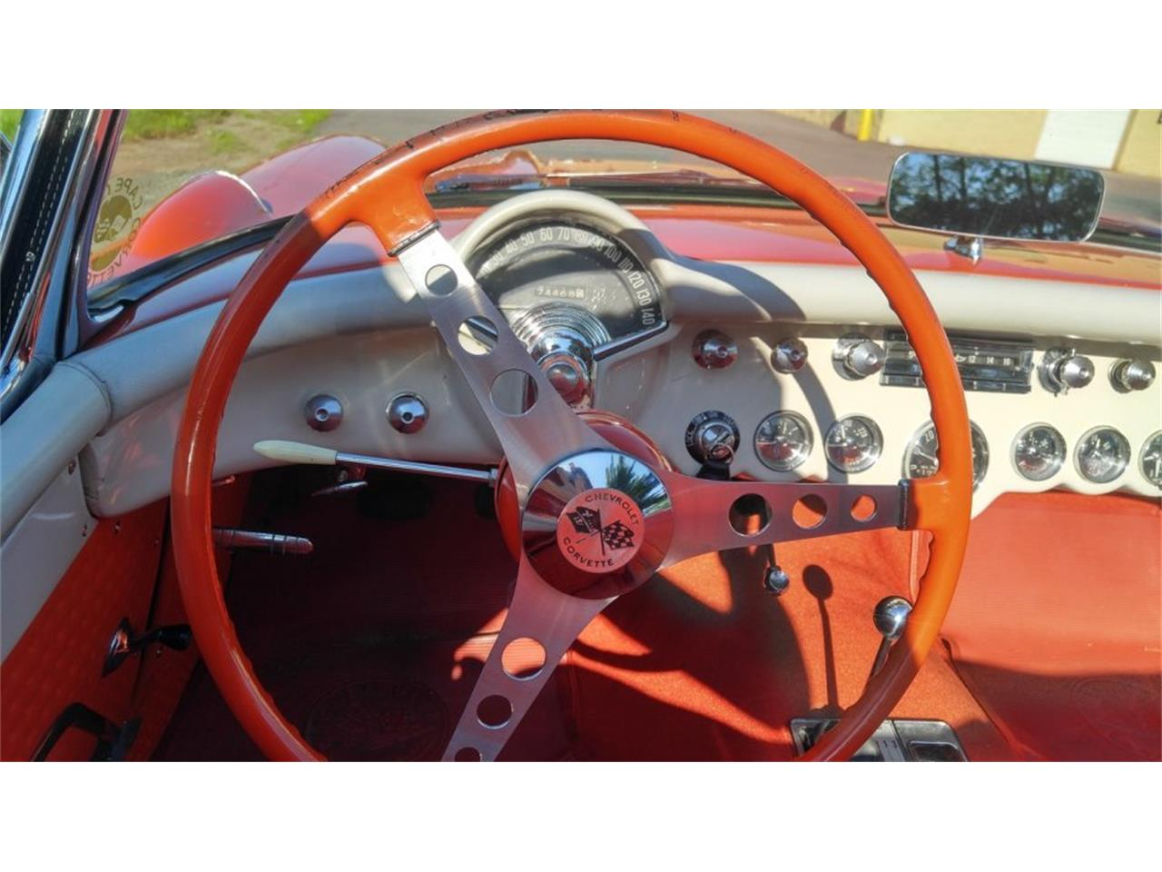 Large Picture of 1956 Corvette located in Massachusetts Offered by CARuso Classic Cars - K3QK