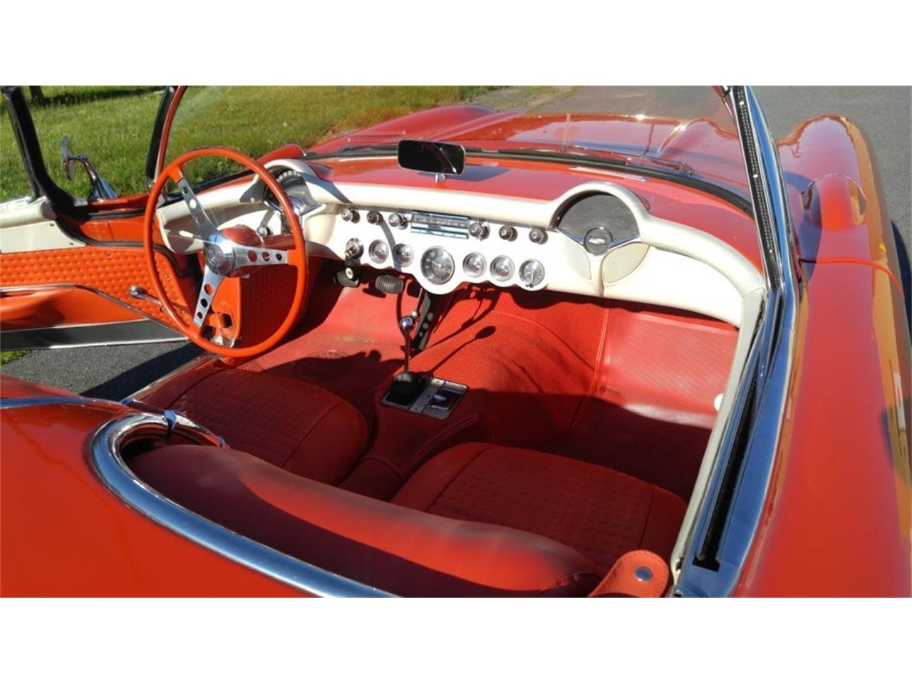Large Picture of Classic 1956 Corvette - $59,500.00 Offered by CARuso Classic Cars - K3QK