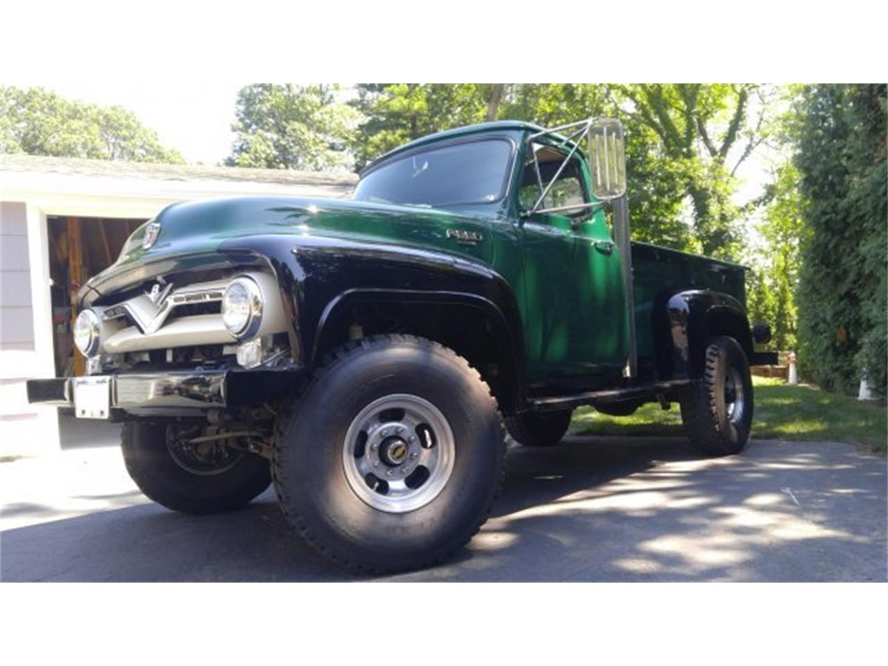 Large Picture of '55 Ford F250 - K3QN