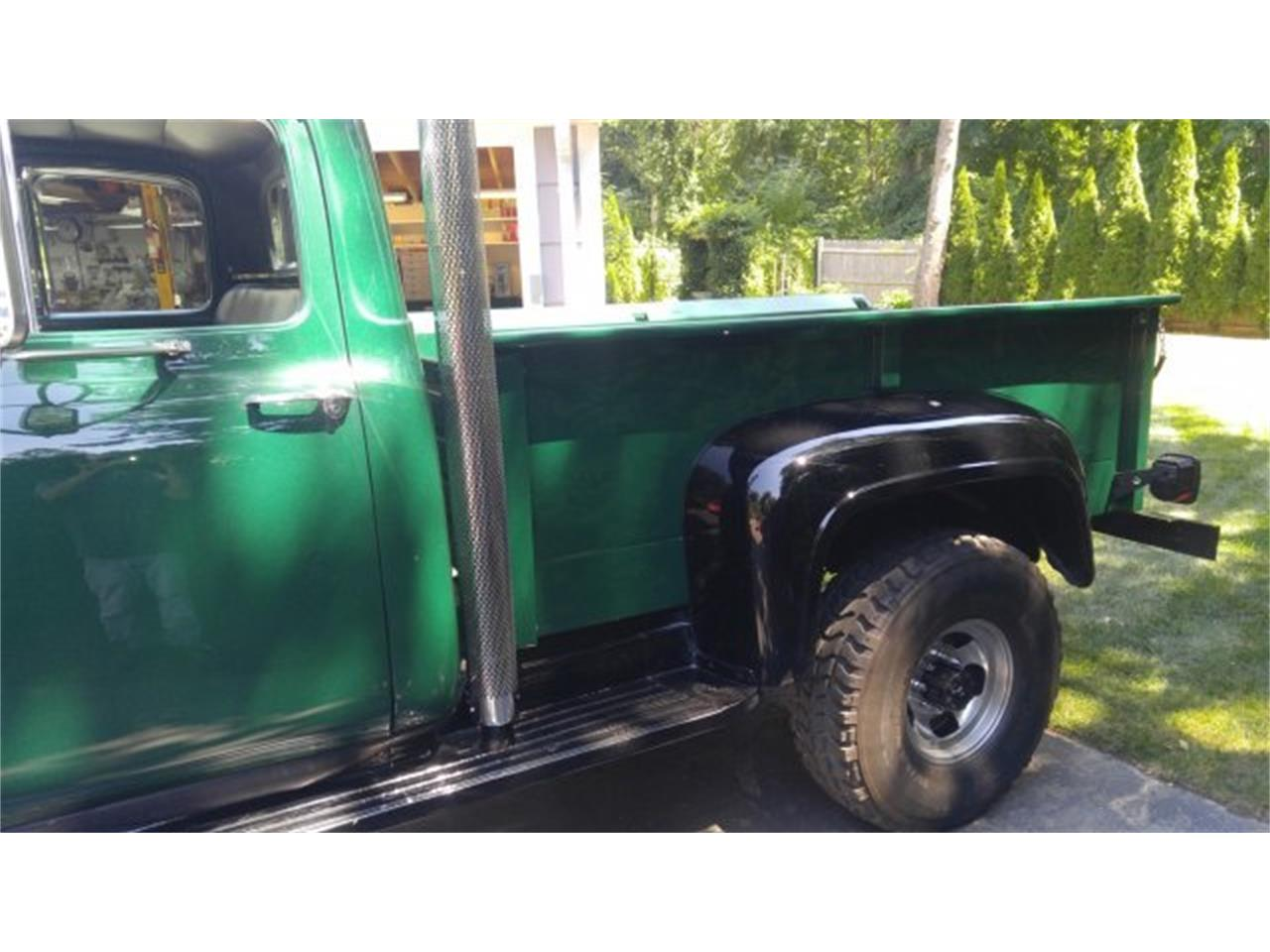 Large Picture of Classic '55 Ford F250 located in Hanover Massachusetts - $26,600.00 Offered by CARuso Classic Cars - K3QN