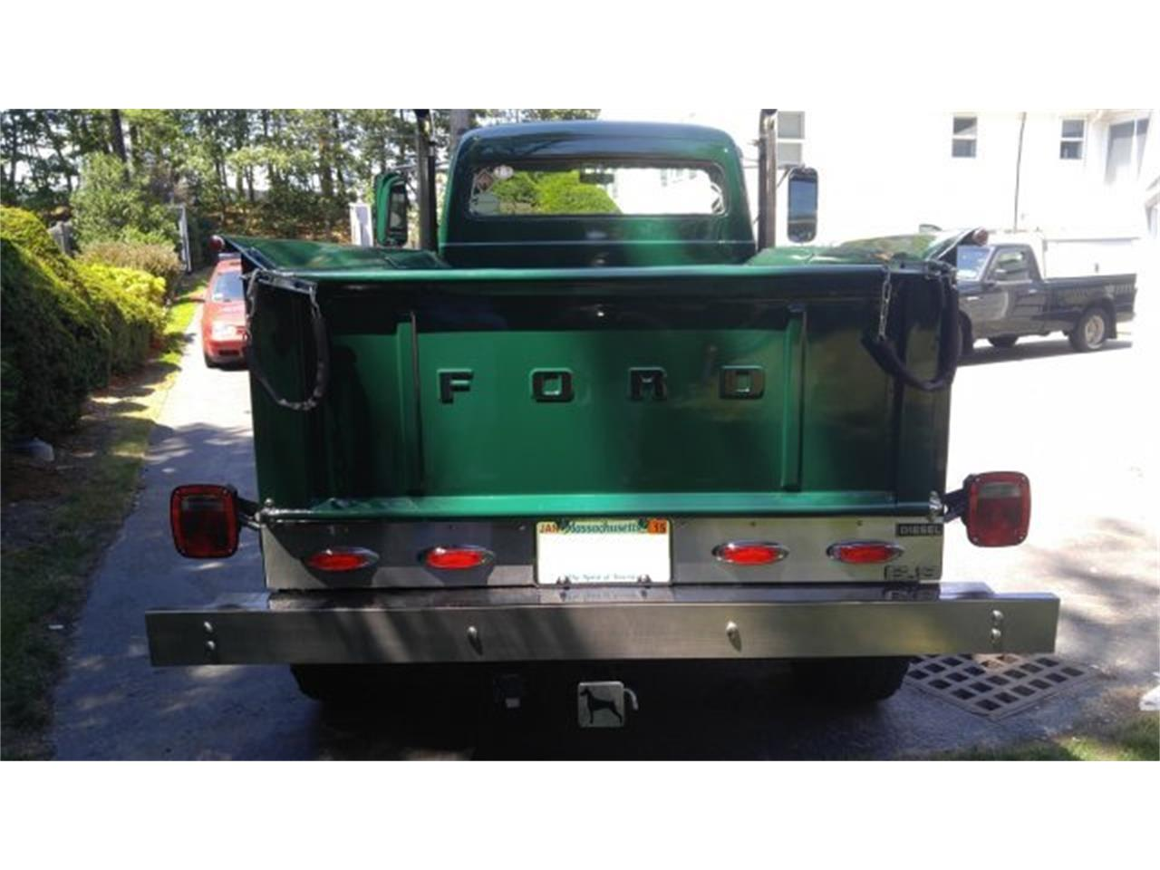 Large Picture of 1955 F250 located in Massachusetts - K3QN