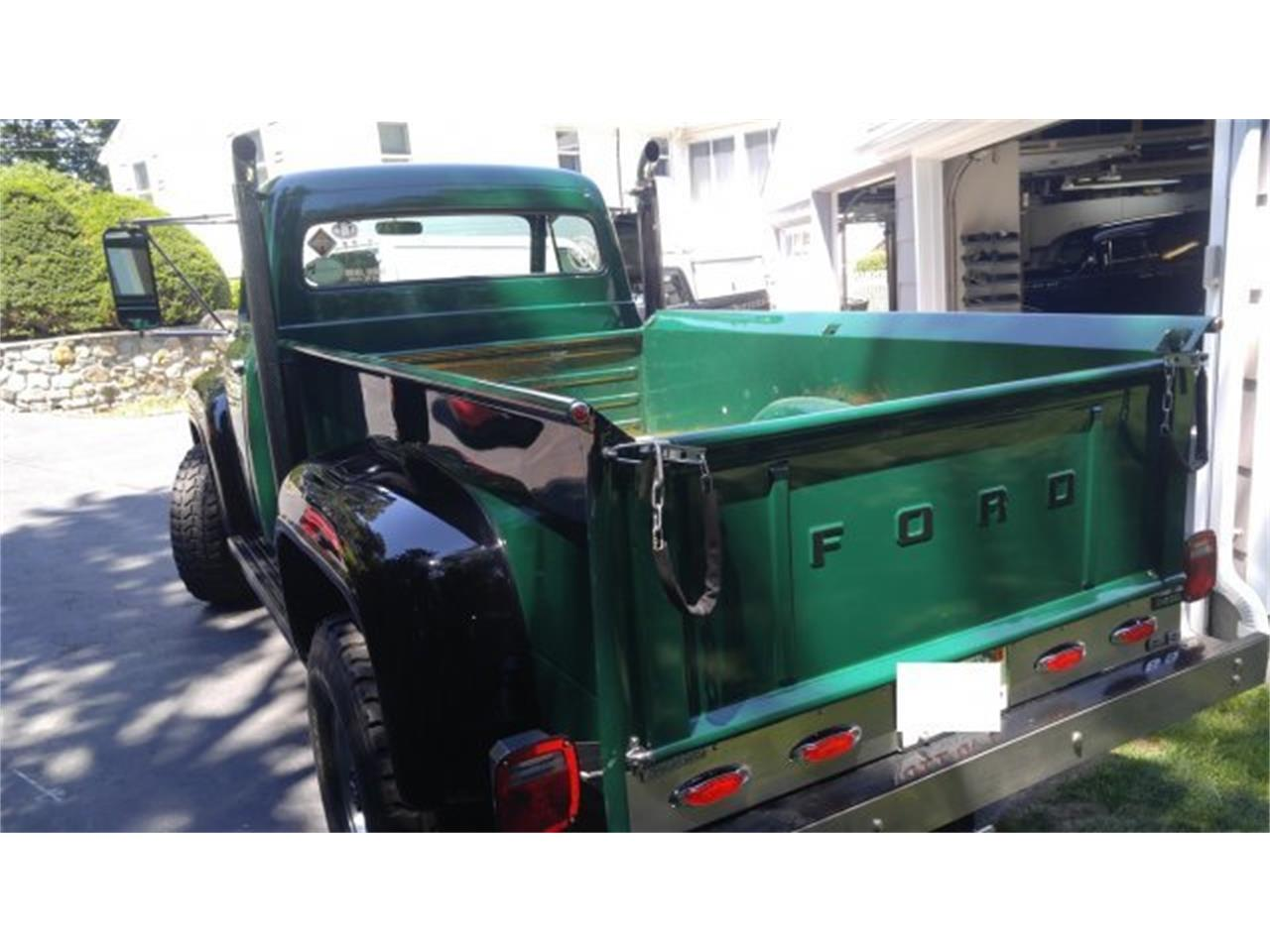 Large Picture of Classic 1955 Ford F250 located in Hanover Massachusetts - $26,600.00 - K3QN