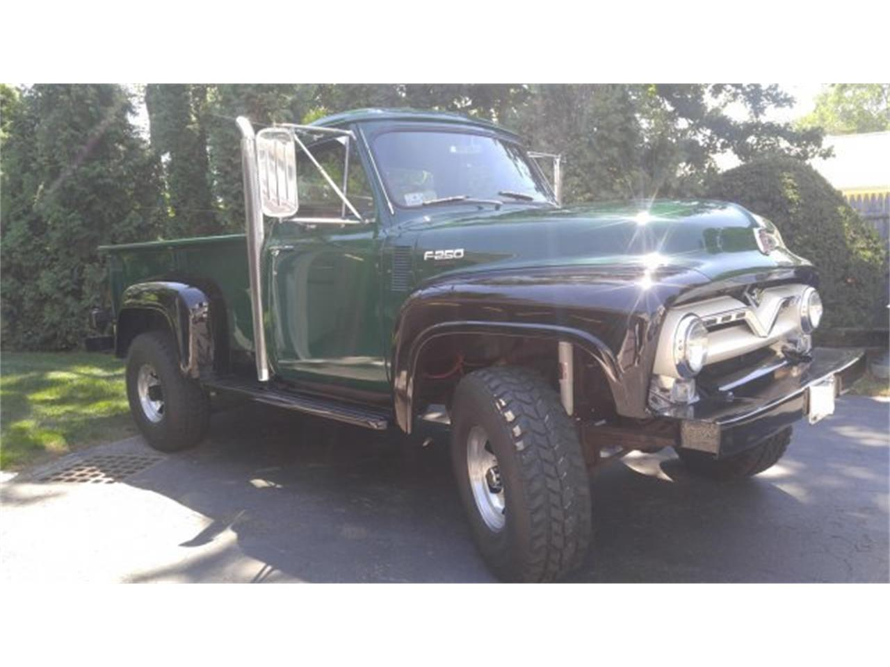 Large Picture of '55 F250 located in Massachusetts - $26,600.00 Offered by CARuso Classic Cars - K3QN