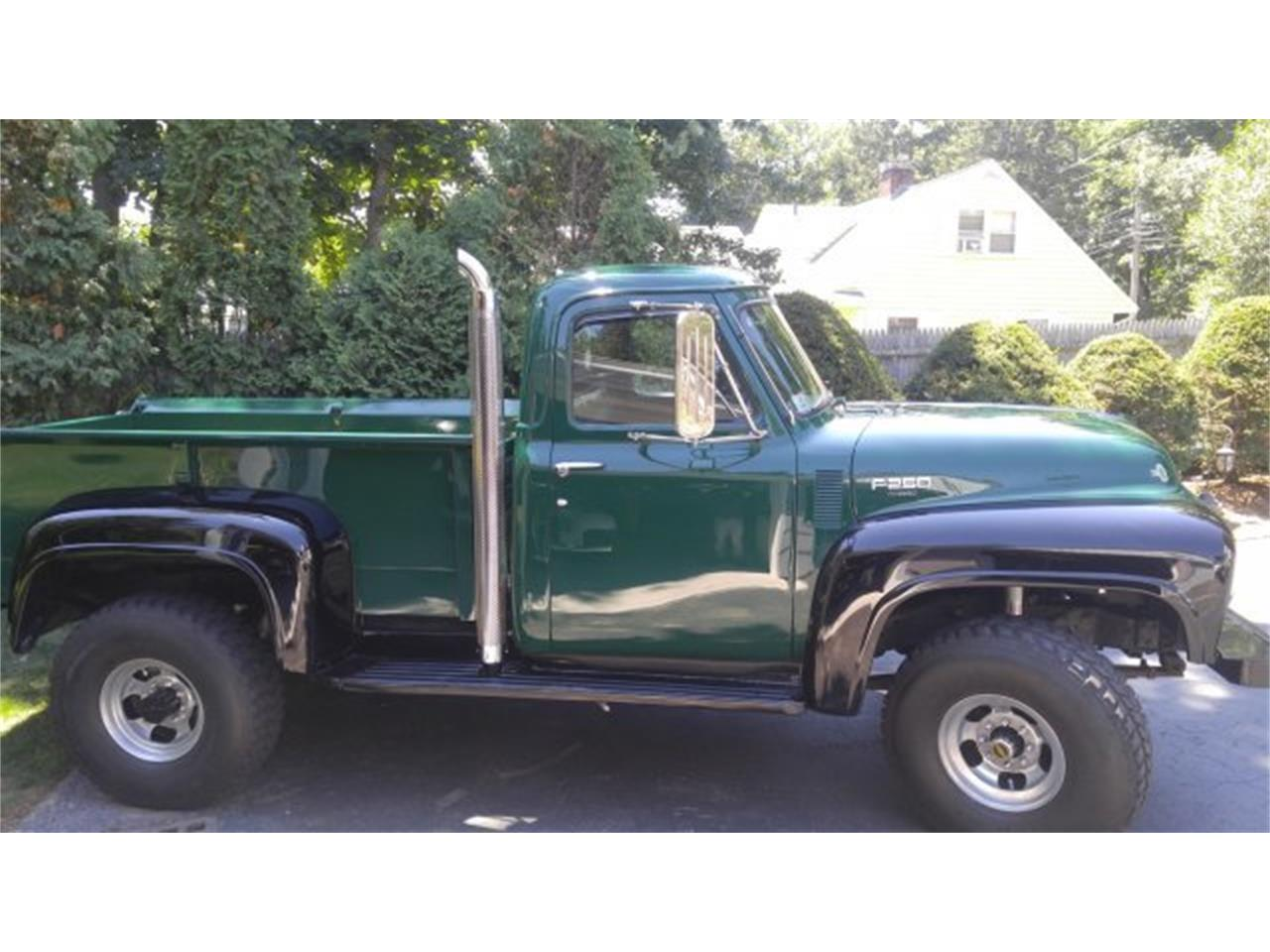 Large Picture of '55 Ford F250 located in Massachusetts - $26,600.00 - K3QN