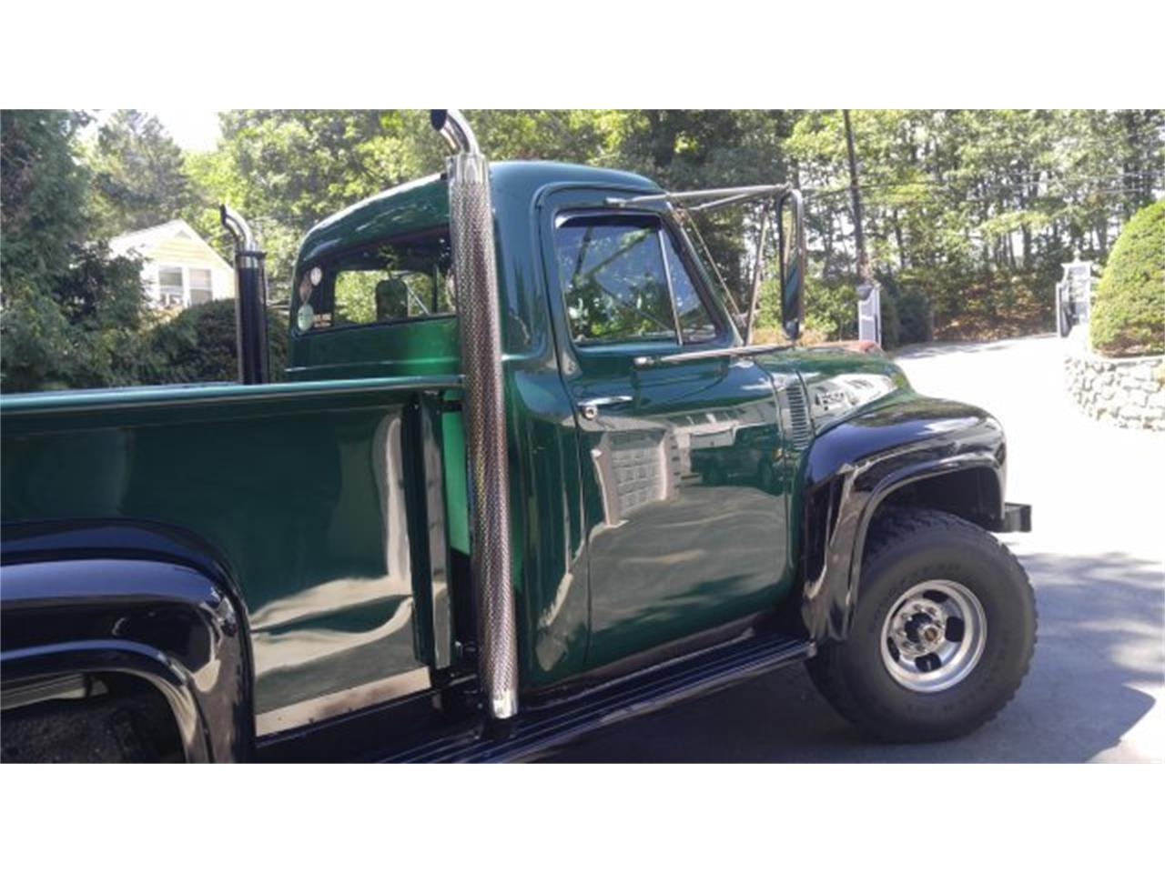 Large Picture of '55 Ford F250 located in Hanover Massachusetts Offered by CARuso Classic Cars - K3QN