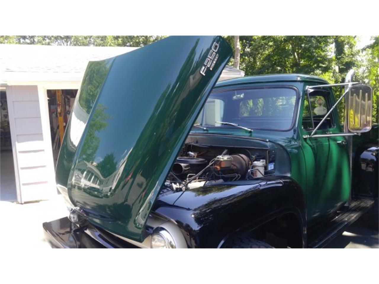 Large Picture of Classic '55 Ford F250 located in Hanover Massachusetts - K3QN