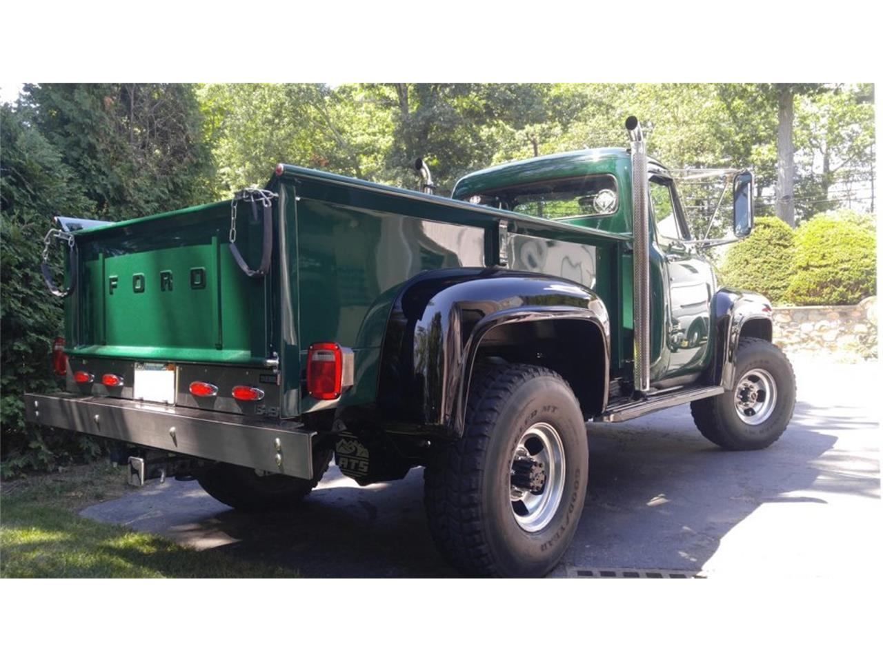 Large Picture of 1955 F250 located in Hanover Massachusetts - $26,600.00 Offered by CARuso Classic Cars - K3QN