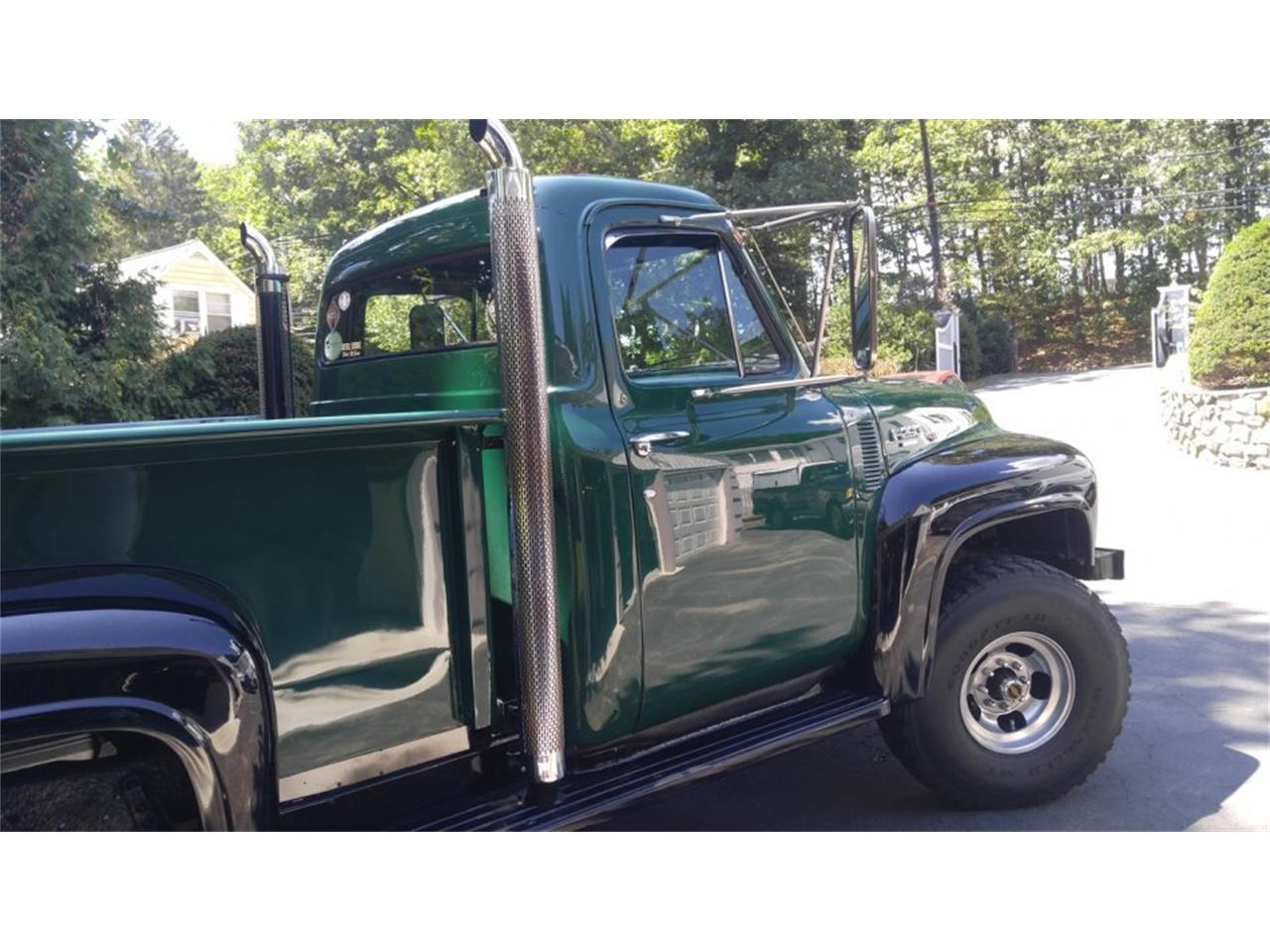 Large Picture of 1955 F250 - K3QN