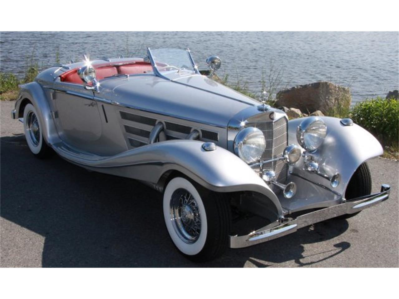 For Sale 1936 Mercedes Benz 540k In Hanover Massachusetts