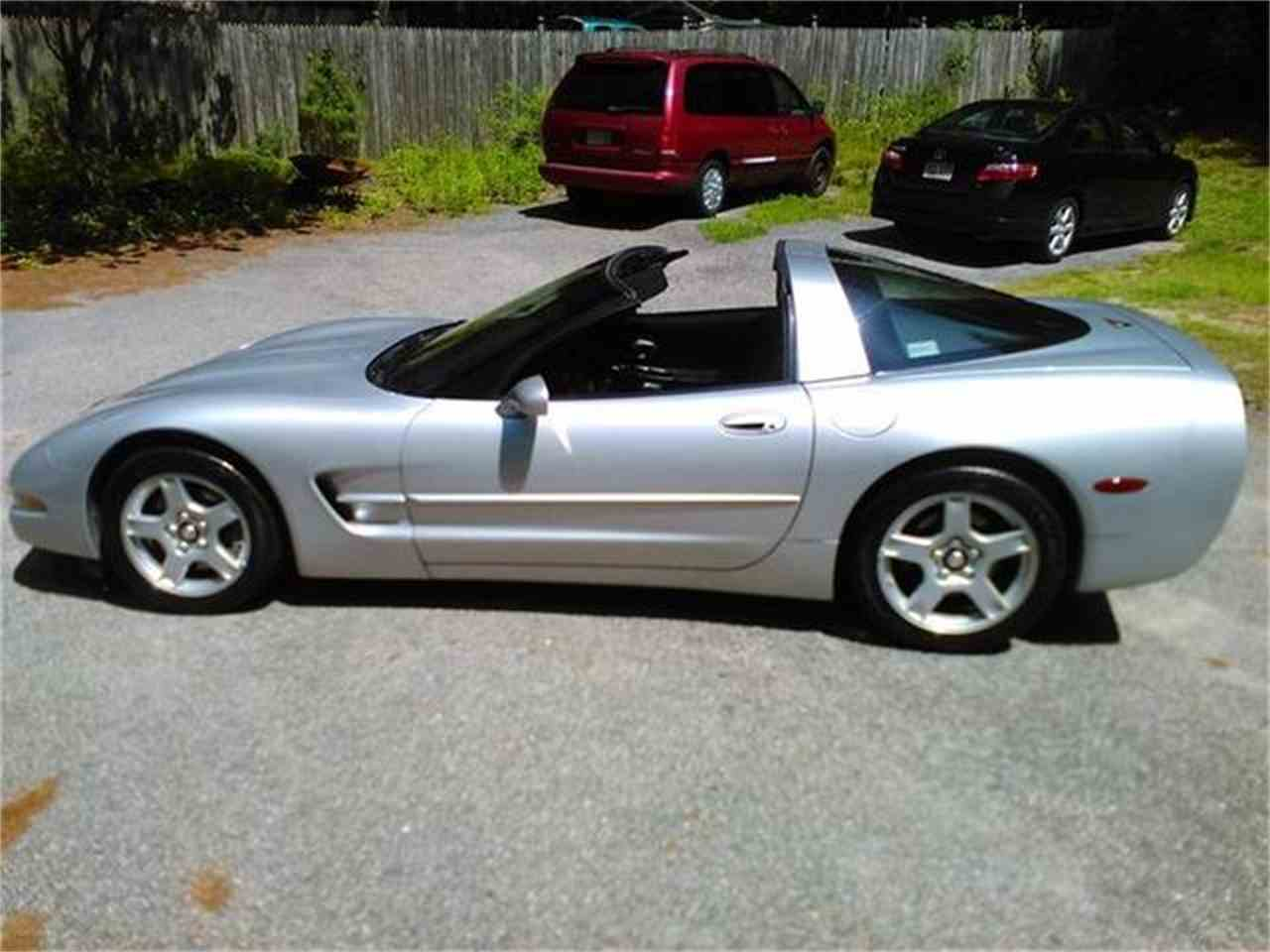 Large Picture of '98 Corvette - K3QY
