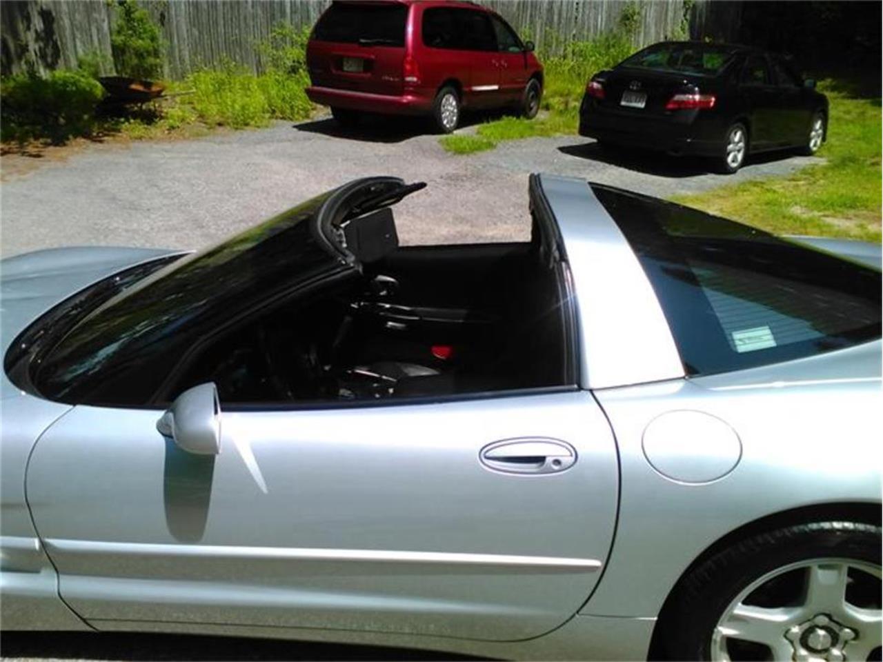 Large Picture of '98 Corvette - K3QY