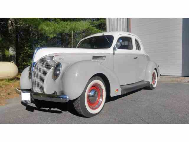 Picture of Classic 1939 Ford Coupe located in Massachusetts - $34,000.00 Offered by  - K3RY