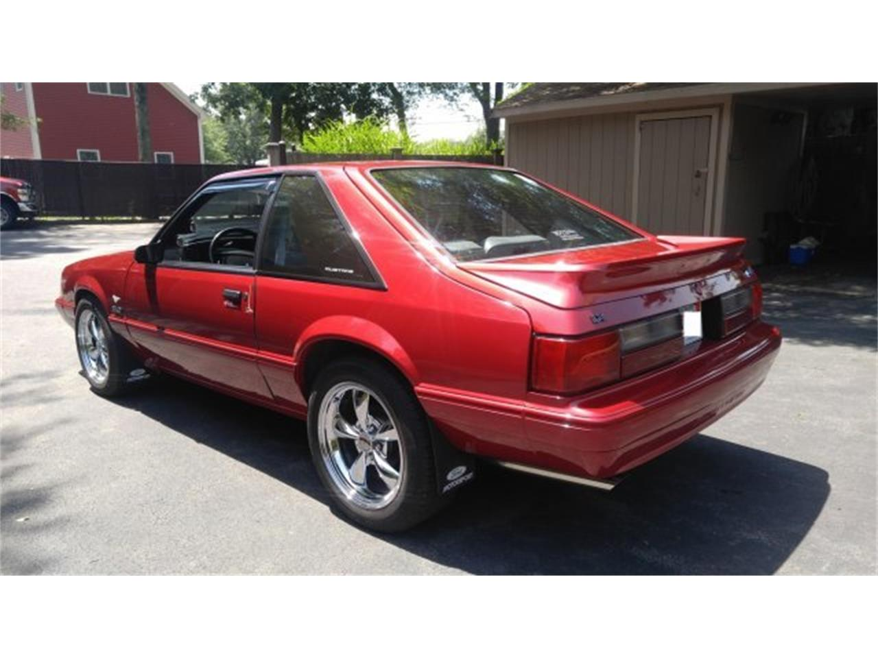 Large Picture of '93 Mustang - K3RZ