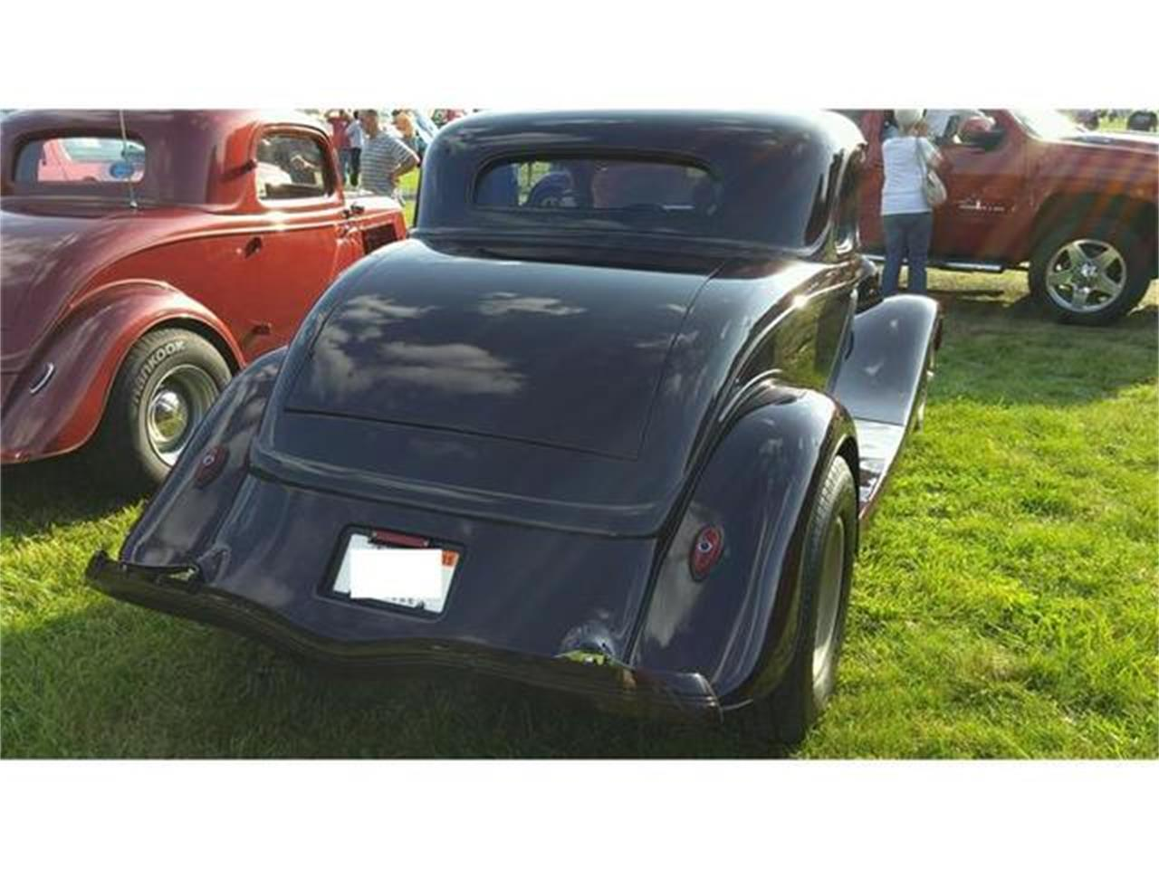 Large Picture of '34 Chopped Coupe - K3SH