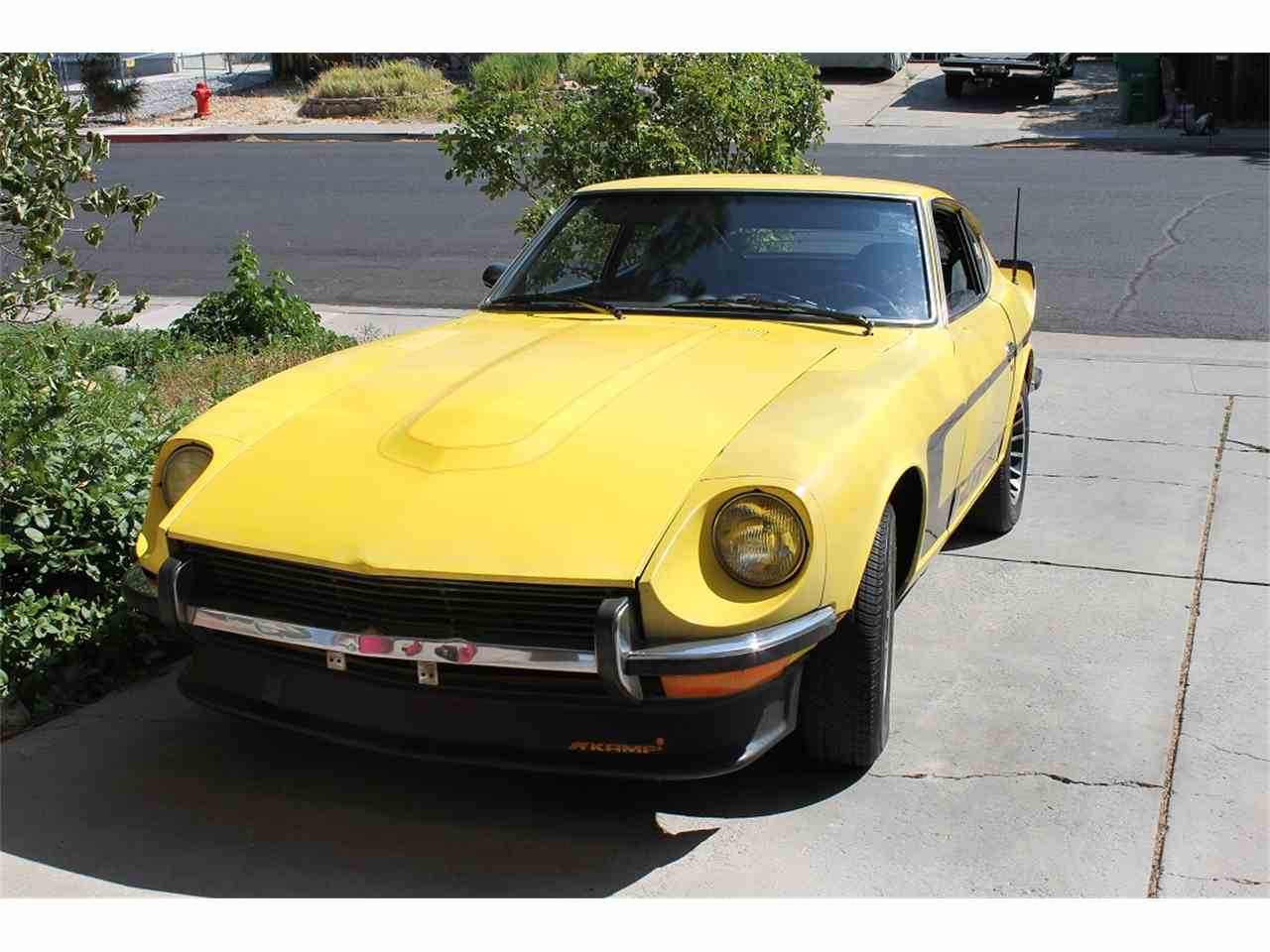 Large Picture of '70 240Z - K3T0
