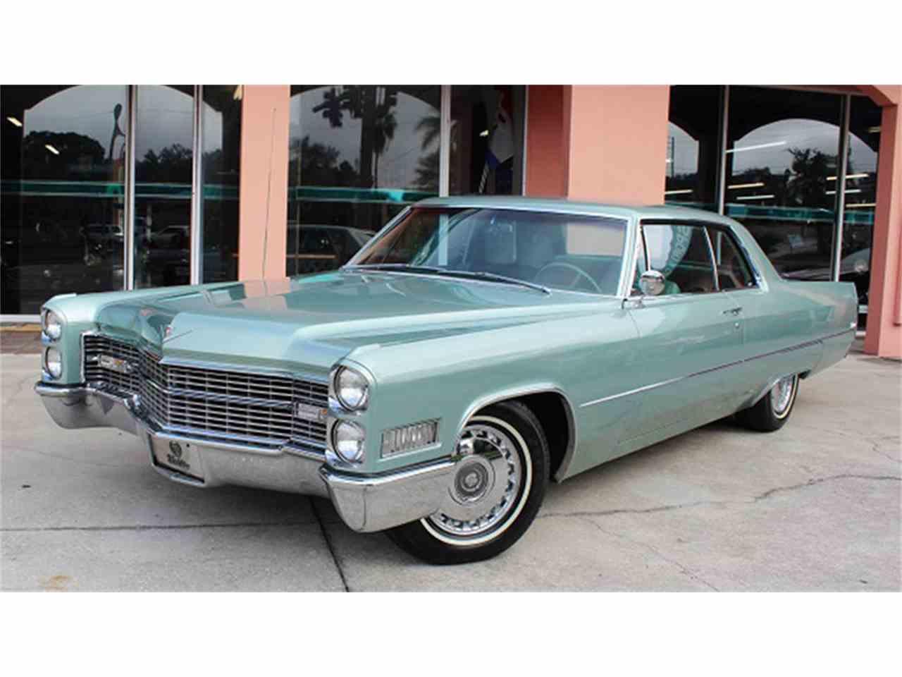 1966 Cadillac Calais for Sale | ClicCars.com | CC-938081
