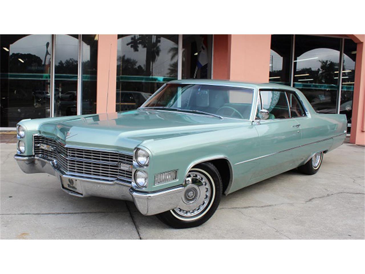 1966 Cadillac Calais For Sale Classiccars Com Cc 938081