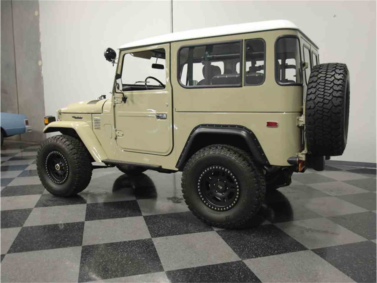 Large Picture of '77 Land Cruiser FJ - JY7Z