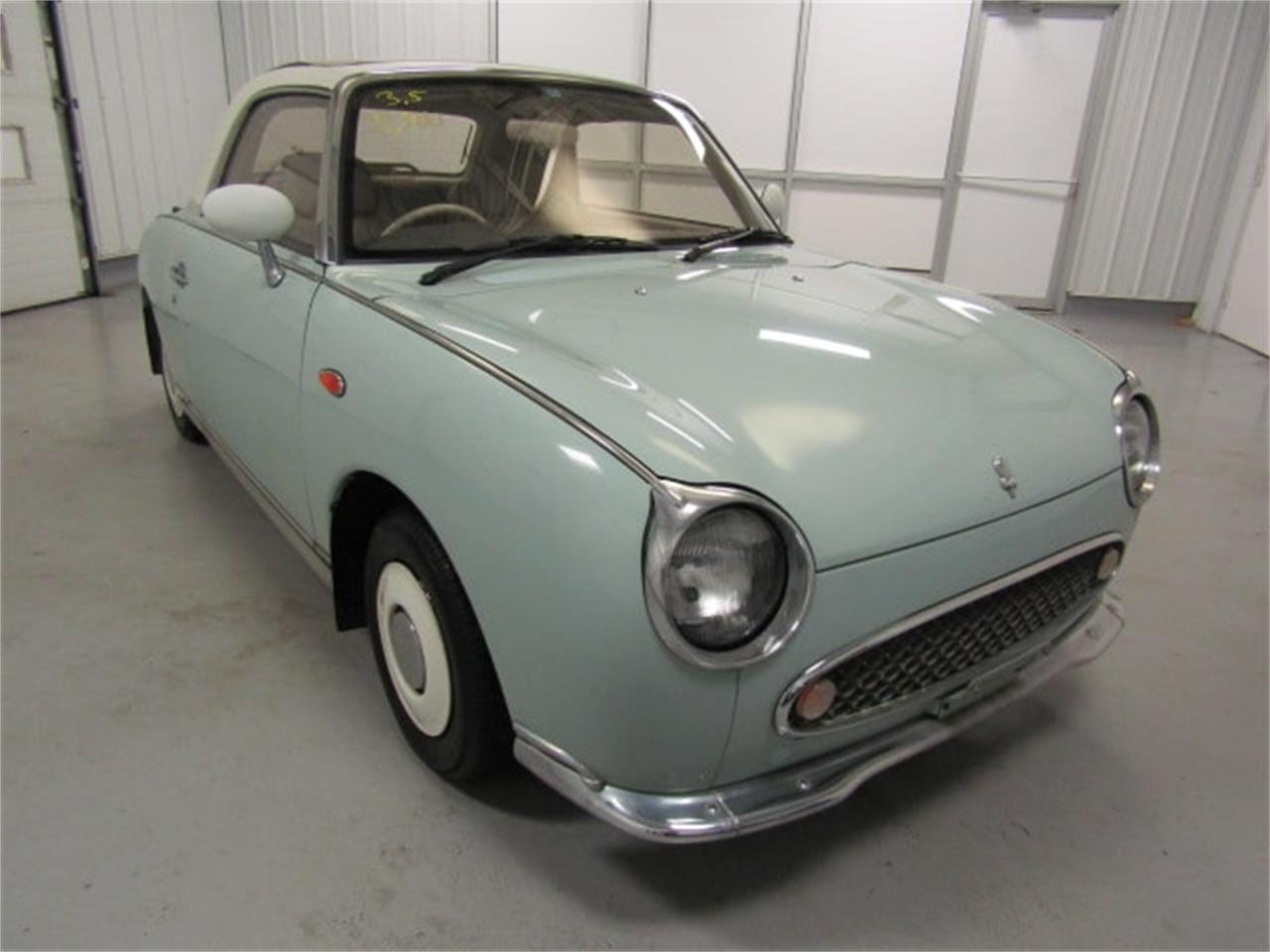 Large Picture of '91 Nissan Figaro located in Christiansburg Virginia Offered by Duncan Imports & Classic Cars - K3VW