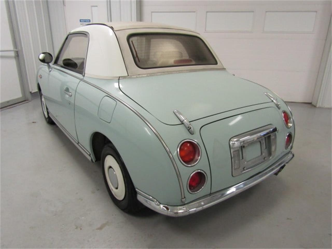 Large Picture of '91 Nissan Figaro located in Virginia - $9,900.00 Offered by Duncan Imports & Classic Cars - K3VW