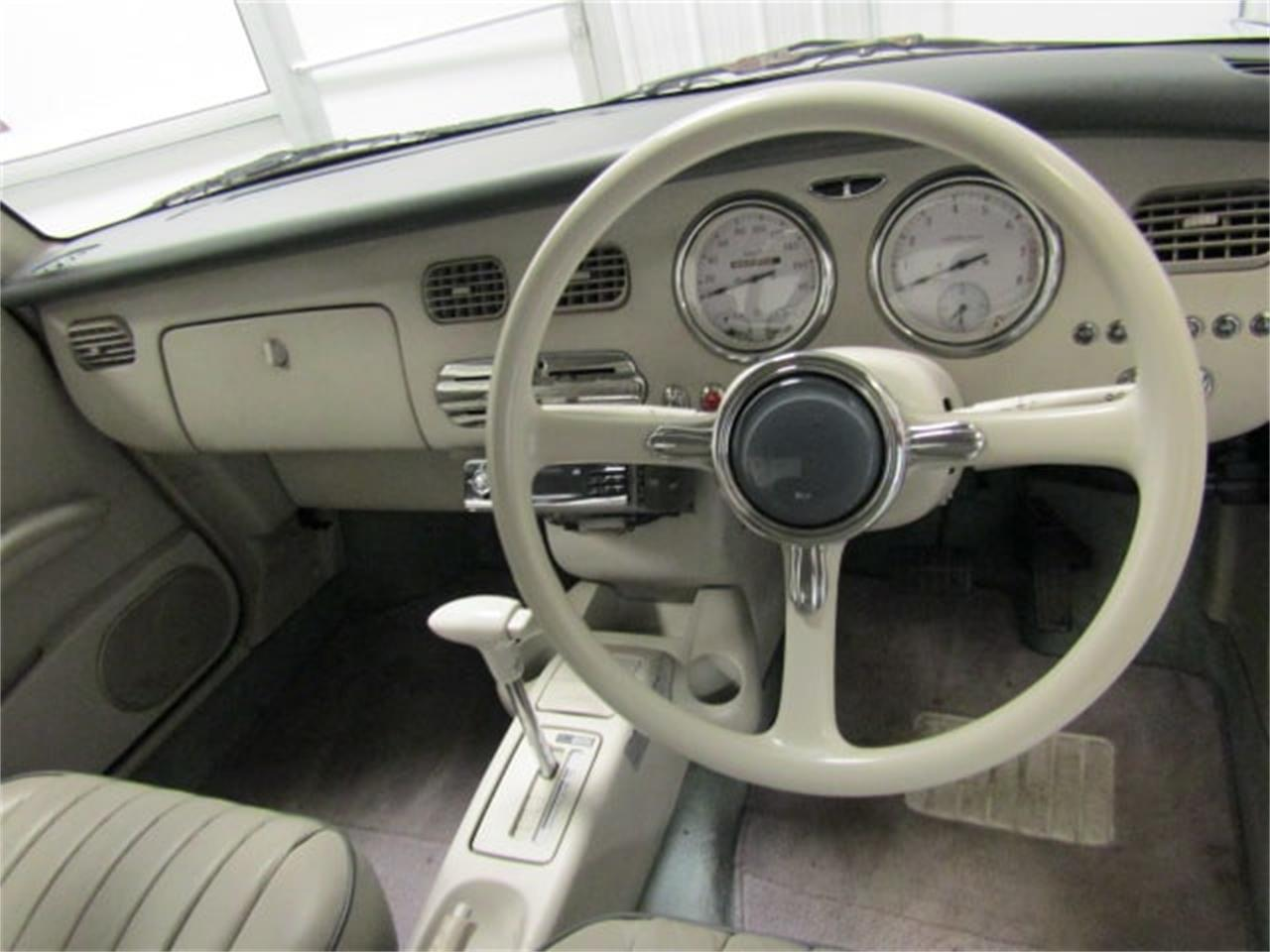 Large Picture of 1991 Nissan Figaro located in Virginia Offered by Duncan Imports & Classic Cars - K3VW