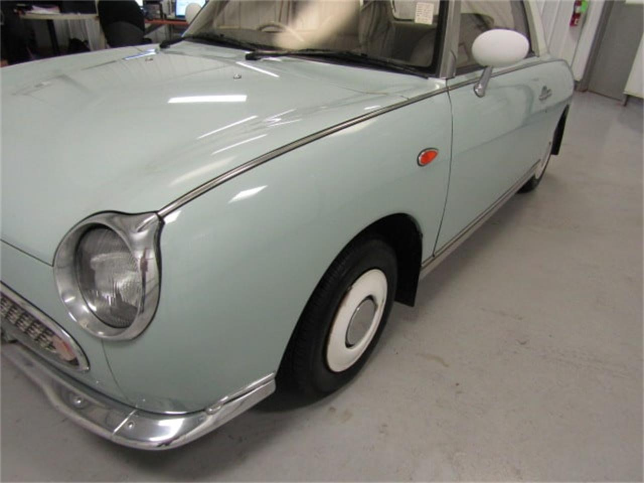 Large Picture of 1991 Nissan Figaro located in Christiansburg Virginia - K3VW